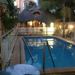 Отель Planet Lodge 2 Габороне бассейн фото 2