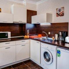Отель Dolce Vita Aparthotel 3* Апартаменты с различными типами кроватей фото 11