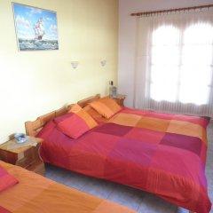 Отель Zefyros Studios Ситония комната для гостей фото 2