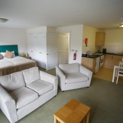 Отель Donnington Grove and Country Club 3* Люкс с различными типами кроватей