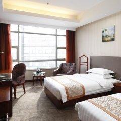 Отель Xiamen Harbor Hotel Китай, Сямынь - отзывы, цены и фото номеров - забронировать отель Xiamen Harbor Hotel онлайн комната для гостей фото 4