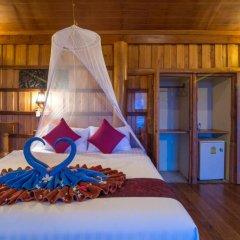 Отель Thiwson Beach Resort 3* Номер Делюкс с различными типами кроватей фото 8