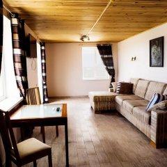 Тихая Гавань Отель комната для гостей фото 3