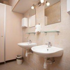 Отель J. Daliņa stadiona viesnīca ванная