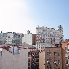 Отель Foster Estudios Plaza España балкон