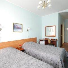 Гостиница Октябрьская Кровати в общем номере с двухъярусными кроватями фото 11