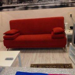 Мини-Отель Друзья Стандартный номер с двуспальной кроватью фото 15