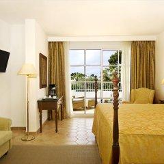 Melia Cala Dor Boutique Hotel 5* Стандартный номер с различными типами кроватей фото 3
