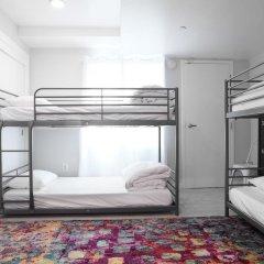 HighRoad Hostel DC Кровать в женском общем номере с двухъярусной кроватью фото 3