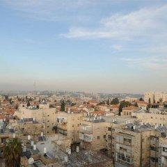 Nahalat Yehuda Residence 3* Студия с различными типами кроватей фото 21