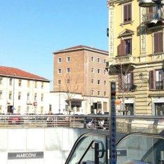 Отель Casa Thesauro Италия, Турин - отзывы, цены и фото номеров - забронировать отель Casa Thesauro онлайн балкон