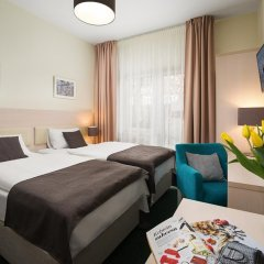 Отель Villa Angela 3* Стандартный номер с двуспальной кроватью фото 2