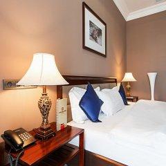Отель Амбассадор 4* Представительский люкс с различными типами кроватей фото 3