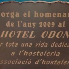 Hotel Odon спортивное сооружение