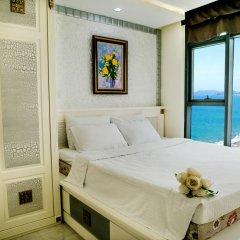 Апартаменты Phi Yen Nha Trang Blue Sea Apartments Апартаменты с различными типами кроватей фото 8