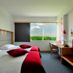 Hotel Rebro 3* Стандартный номер с 2 отдельными кроватями фото 6