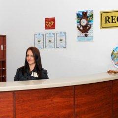 Hotel Malibu Солнечный берег интерьер отеля