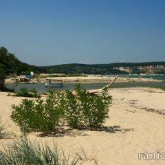 Отель Paradise Bungalows Варна пляж