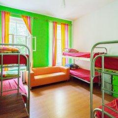 Гостиница Кубахостел Кровать в общем номере с двухъярусной кроватью