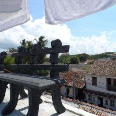 Отель Bouganvila Guest Шри-Ланка, Галле - отзывы, цены и фото номеров - забронировать отель Bouganvila Guest онлайн балкон