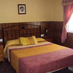 Отель Complejo Rural Entre Pinos Испания, Вехер-де-ла-Фронтера - отзывы, цены и фото номеров - забронировать отель Complejo Rural Entre Pinos онлайн комната для гостей фото 3