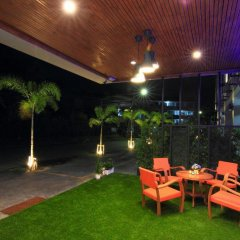 Отель Cool Residence бассейн
