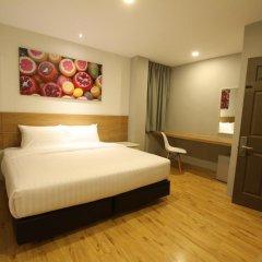 Отель Pula Residence Бангкок комната для гостей фото 11