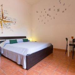 Отель Villa Mondello Италия, Палермо - отзывы, цены и фото номеров - забронировать отель Villa Mondello онлайн комната для гостей фото 5