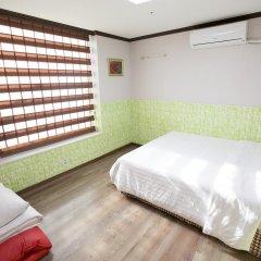 K Hostel Люкс с различными типами кроватей фото 9