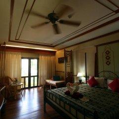 Отель Krabi Success Beach Resort 4* Улучшенный номер с различными типами кроватей фото 9