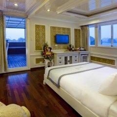 Отель Signature Halong Cruise 4* Люкс с различными типами кроватей фото 2