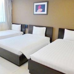 Minh Khang Hotel 3* Номер Делюкс с различными типами кроватей