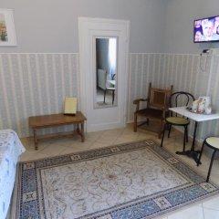 Отель Soggiorno Pitti 3* Стандартный номер с двуспальной кроватью (общая ванная комната) фото 10