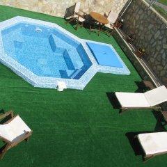Отель Apart Hotel Eden Болгария, Генерал-Кантраджиево - отзывы, цены и фото номеров - забронировать отель Apart Hotel Eden онлайн бассейн