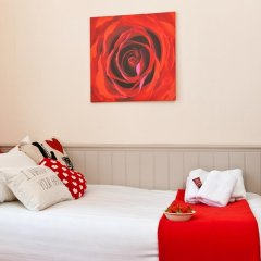 Отель Strawberry Fields 3* Стандартный номер с различными типами кроватей