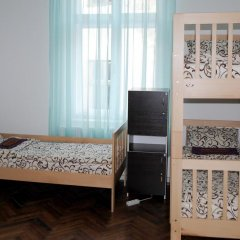 Рандеву Хостел Кровать в общем номере с двухъярусной кроватью фото 5
