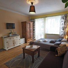 Отель Willa Cicha Woda II Стандартный номер с различными типами кроватей фото 2