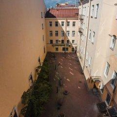 Отель Spb2Day Bolshaya Konyushennaya 3 Санкт-Петербург балкон