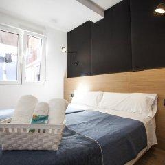Отель Hostal CC Malasaña Стандартный номер с двуспальной кроватью фото 10