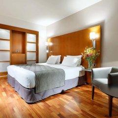 Отель Eurostars Lisboa Parque 4* Стандартный номер с различными типами кроватей фото 3