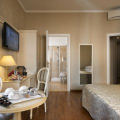 Отель Relais Bocca di Leone 3* Представительский номер с различными типами кроватей фото 20