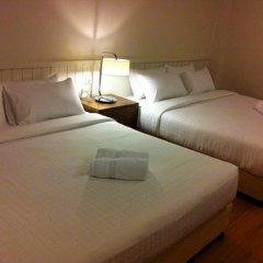 Отель Villa Gris Pranburi Таиланд, Пак-Нам-Пран - отзывы, цены и фото номеров - забронировать отель Villa Gris Pranburi онлайн комната для гостей фото 2