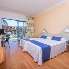 Отель SBH Fuerteventura Playa - All Inclusive 4* Стандартный номер двуспальная кровать