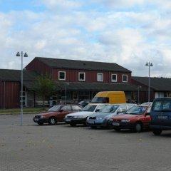 U3z Hostel Aalborg парковка