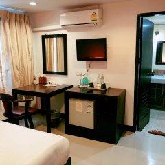 Отель Silver Resortel Номер Эконом с двуспальной кроватью фото 7