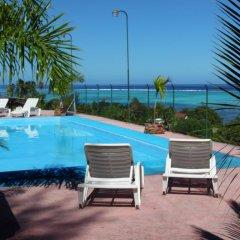 Отель Tapu Lodge бассейн