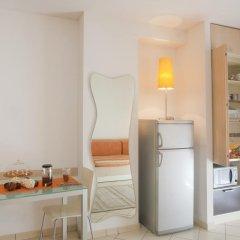 Отель Residence Mareo 3* Студия с различными типами кроватей фото 7
