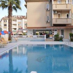 Isla Apart Турция, Мармарис - 3 отзыва об отеле, цены и фото номеров - забронировать отель Isla Apart онлайн бассейн фото 4