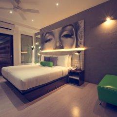 Отель Pledge 3 3* Номер Делюкс с различными типами кроватей фото 7