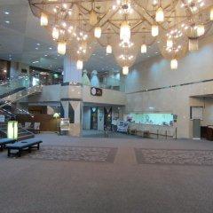 Myogi Green Hotel Томиока интерьер отеля